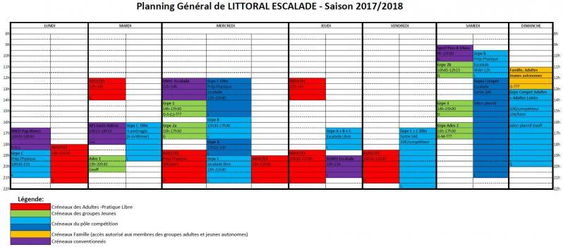 Planning general 2017 2018