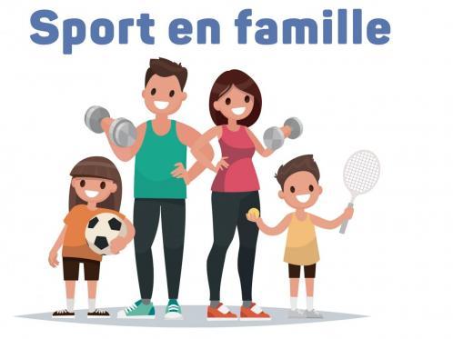 Sport en famille 2019 20 visuel